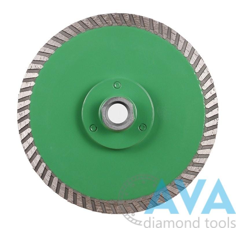 Алмазный диск Distar Turbo Duplex по граниту - 2