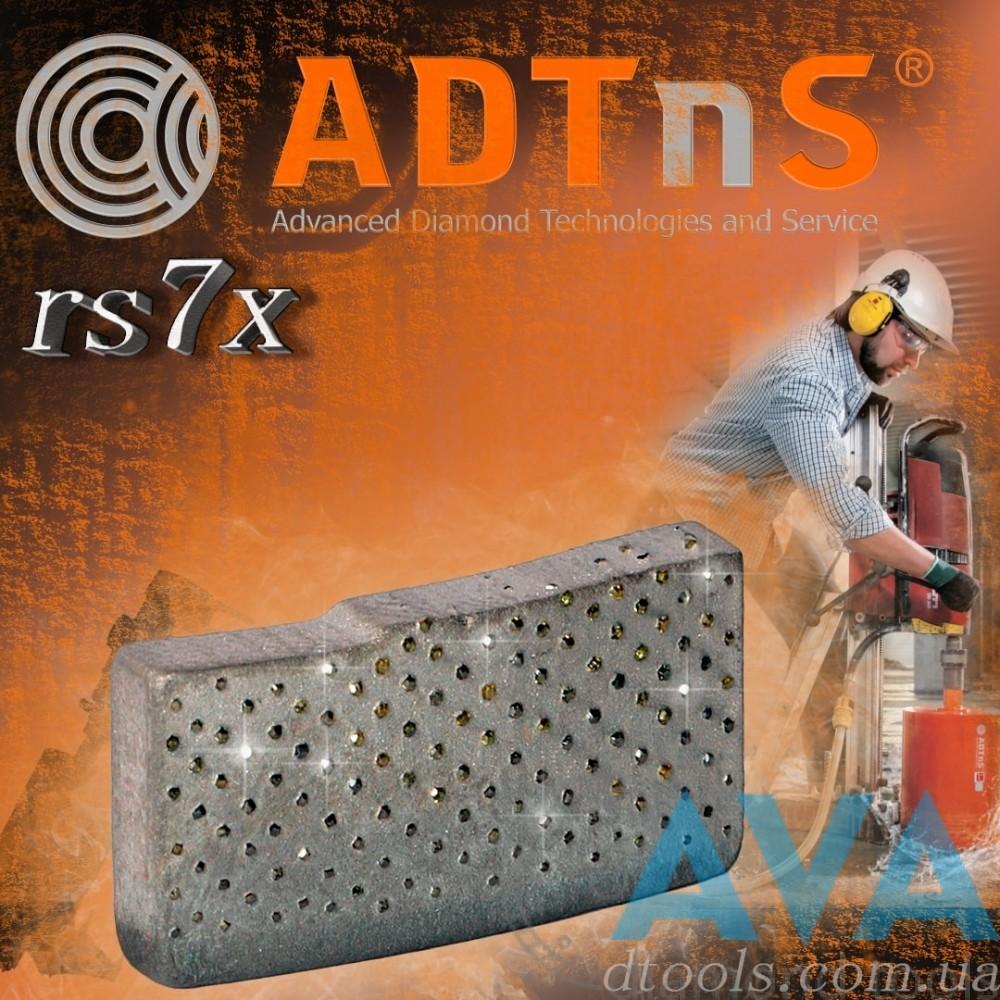 Алмазная коронка Adtns RS7X для железобетона - 1