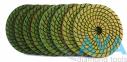 Полировальные гибкие круги Baumesser Diaflex комплект (8 шт.) - 1